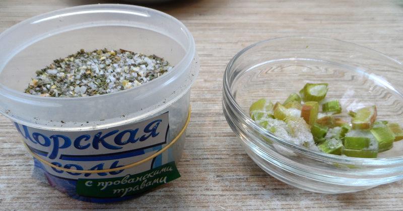 Овощной суп-пюре из зеленых овощей