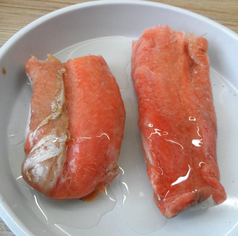 Домашняя рыба пряного посола
