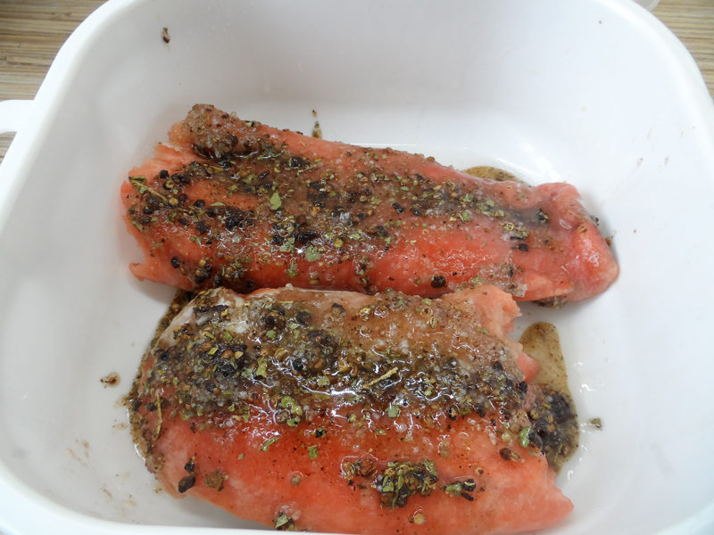 Пряный посол красной рыбы в домашних условиях