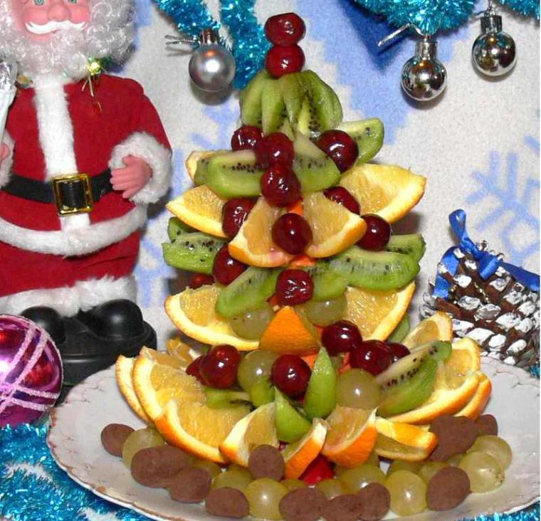 Оригинальные новогодние десерты на год Петуха 2017