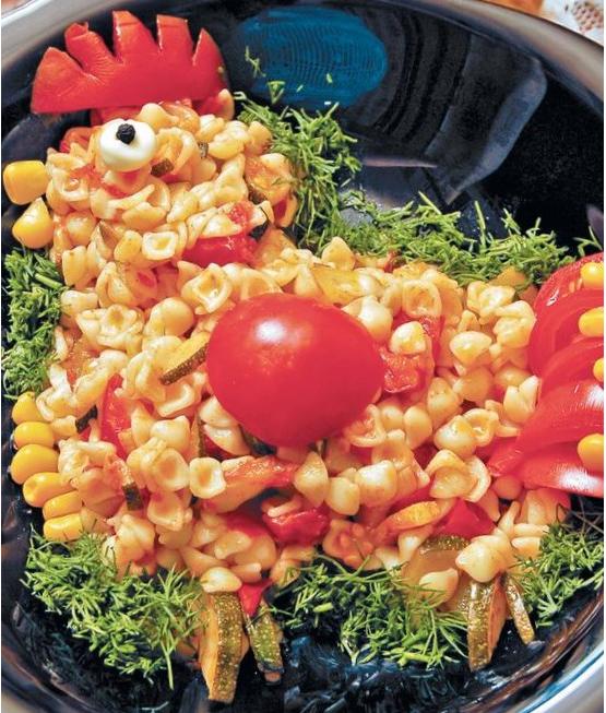 Блюда из киви фото