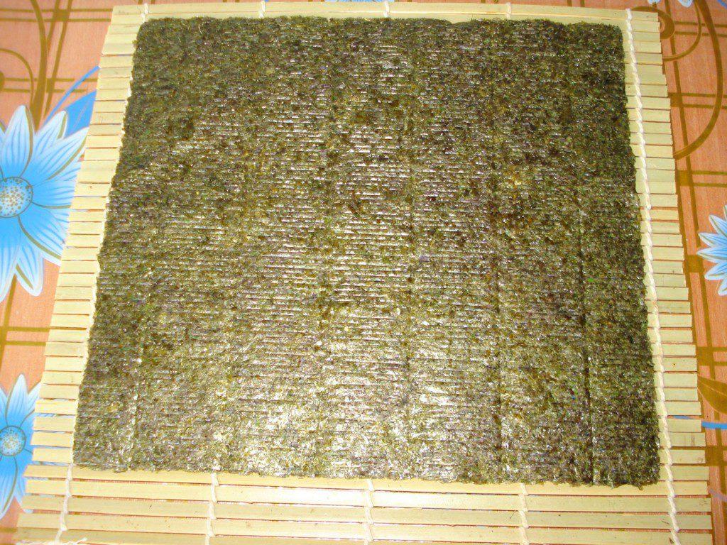 Как сделать суши роллы в домашних условиях фото 763