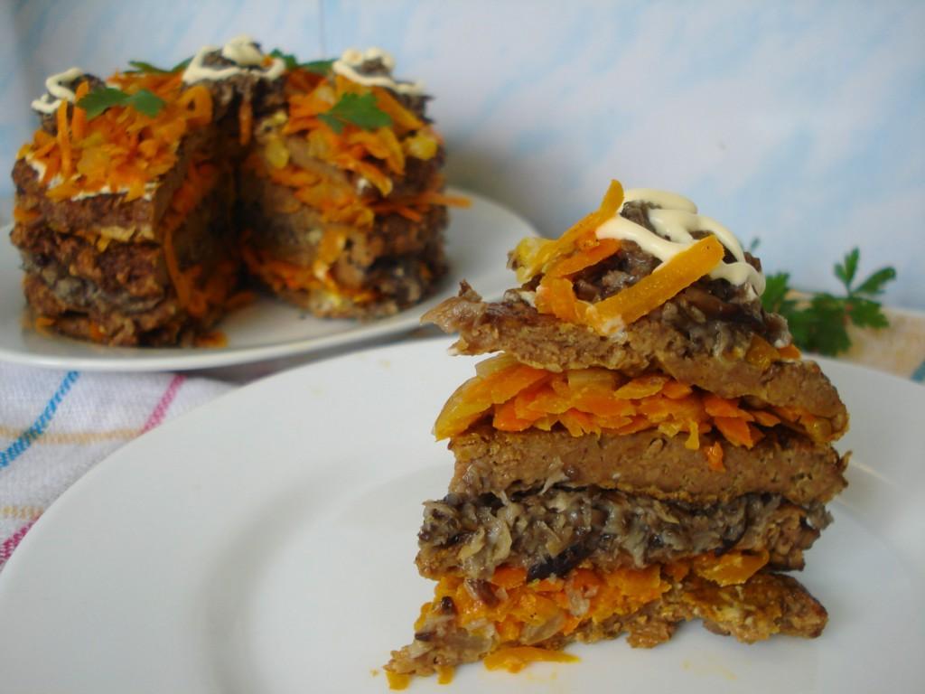 Рецепты из печени пошаговое фото
