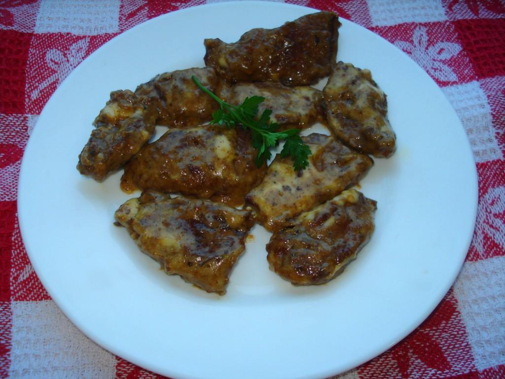 надежные хорошо как приготовить говяжью печень в сметане на сковороде Адыгея, Красногвардейский район