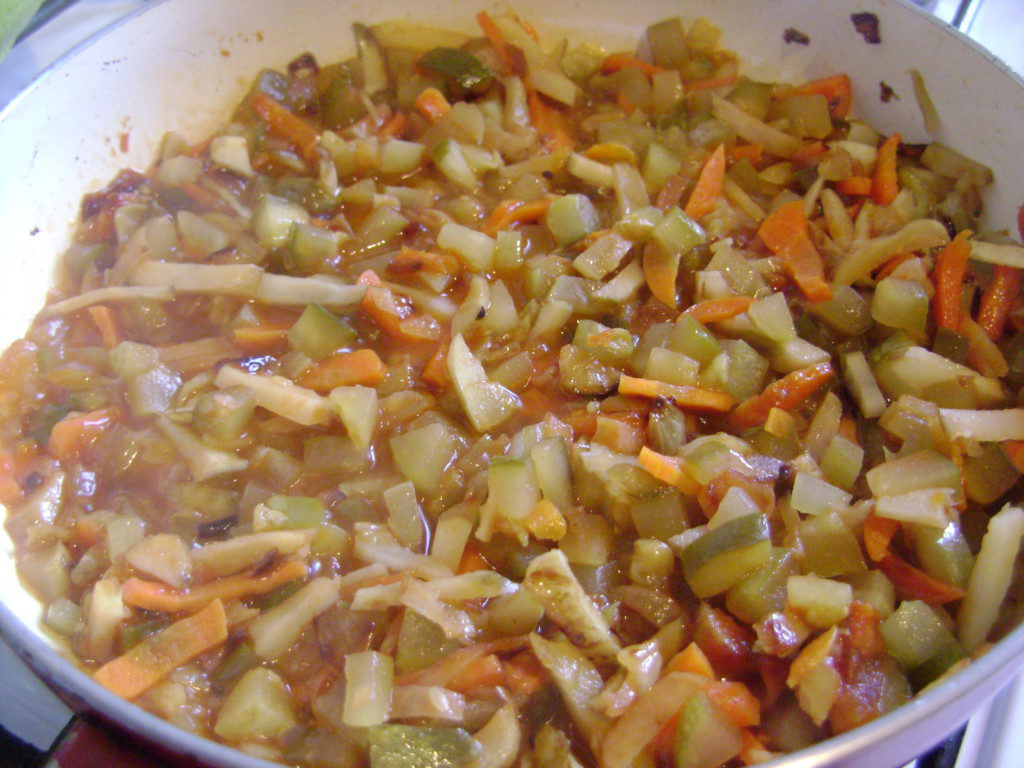 Пошаговый рецепт супа постного