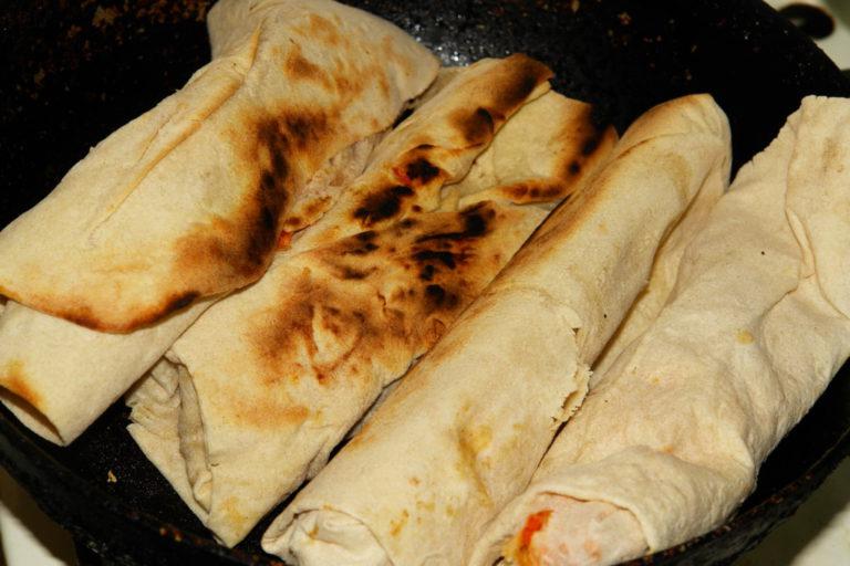 Домашняя шаурма колбасой рецепт фото