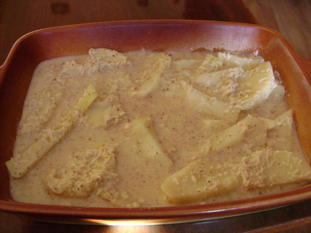 запекание в стеклянной посуде в духовке рецепты с фото
