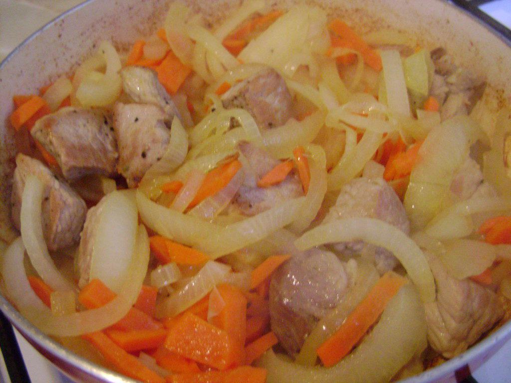 Картофельный суп пюре с курицей рецепт пошагово