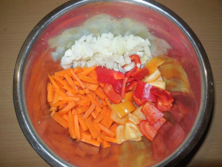 рецепты картошка с мясом в мультиварке видео