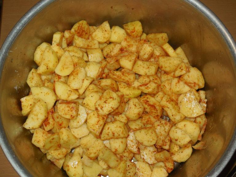 Картошка тушеная с мясом сканворд