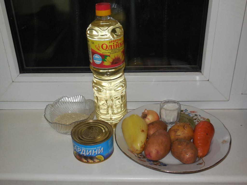 как сварить суп с сайры консервы рецепт