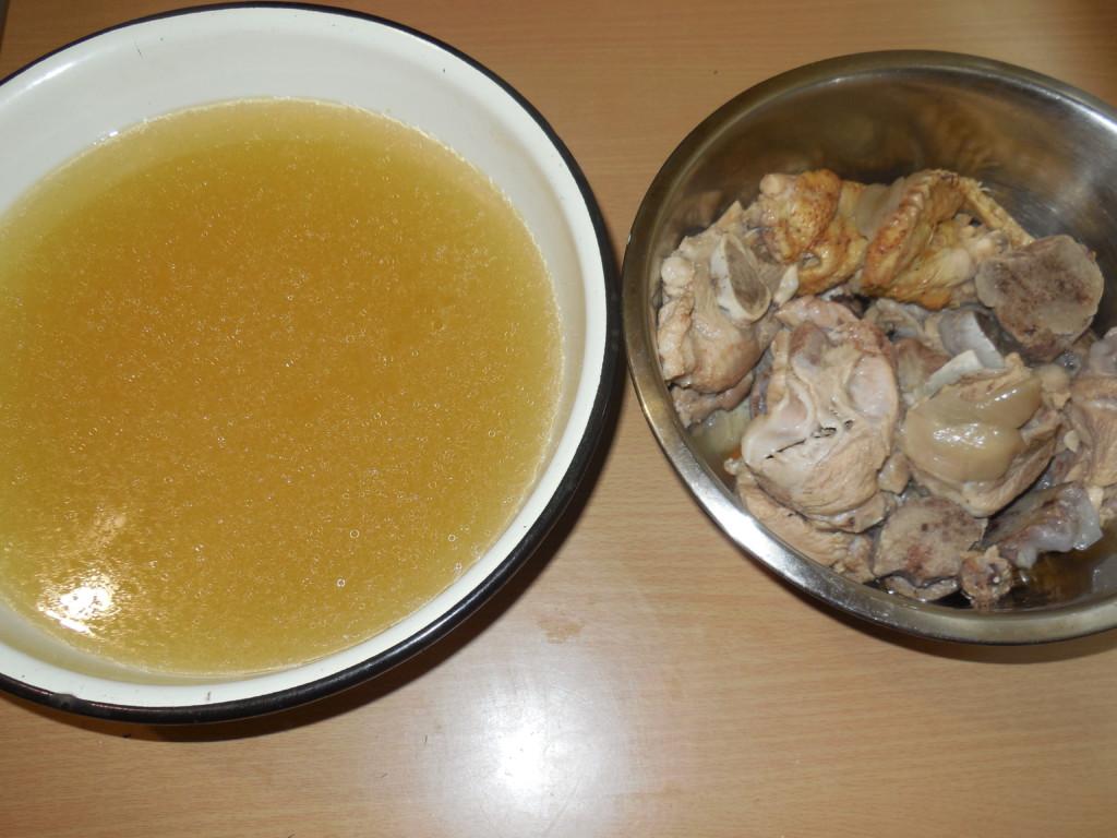 Студень из курицы рецепт с фото пошагово