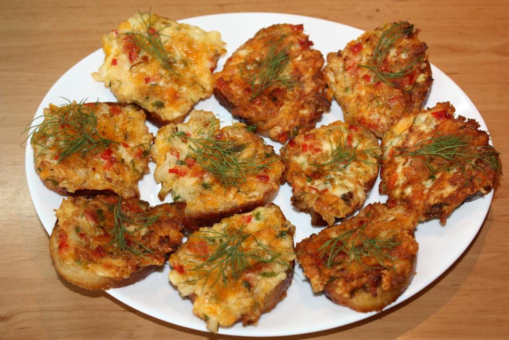 Бутерброд с сыром рецепты 2