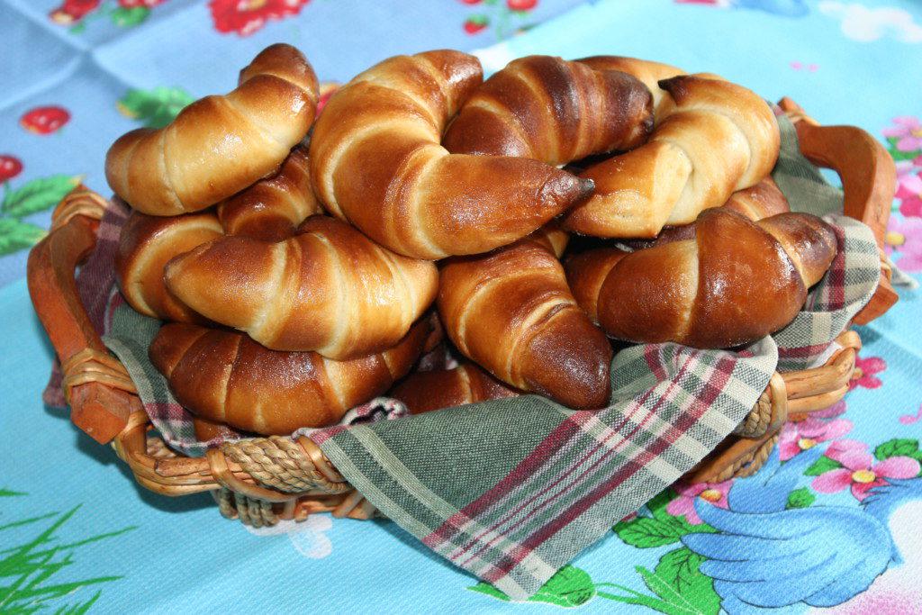 Французские круассаны рецепты фото