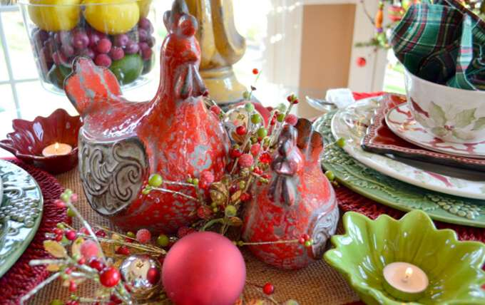 Новогодний декор 2017 — идеи новогоднего декора