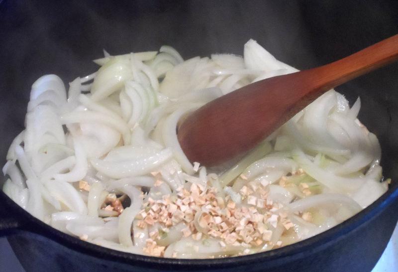 Настоящий грузинский суп харчо