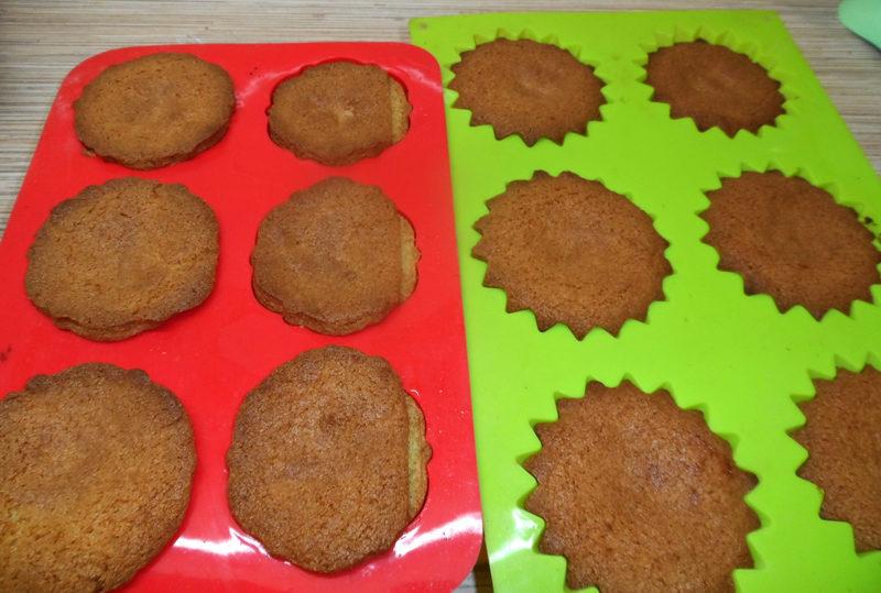 Кексики на кефире рецепты с начинкой
