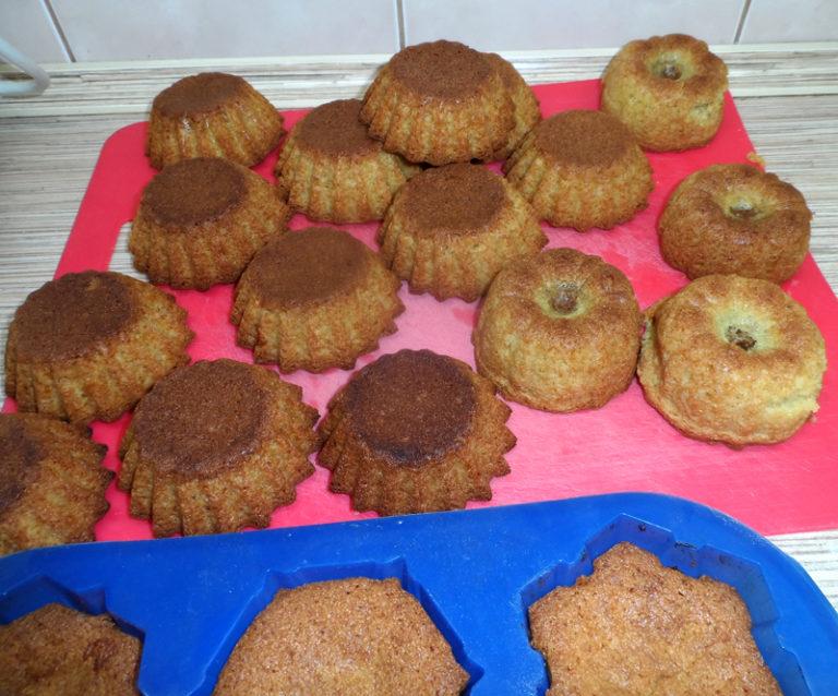 Приготовить кексы в домашних условиях на кефире 439