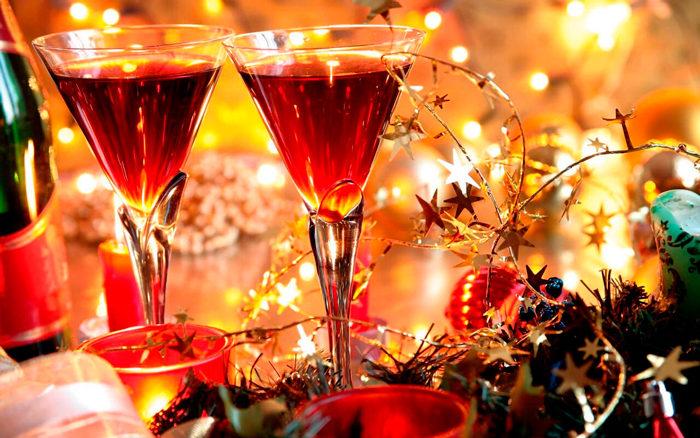 Что должно быть на новогоднем столе 2017 на год Петуха