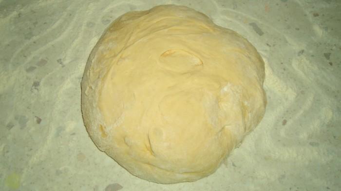 Домашние булочки с кунжутом