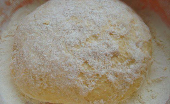 Тесто для вареников с картошкой на воде