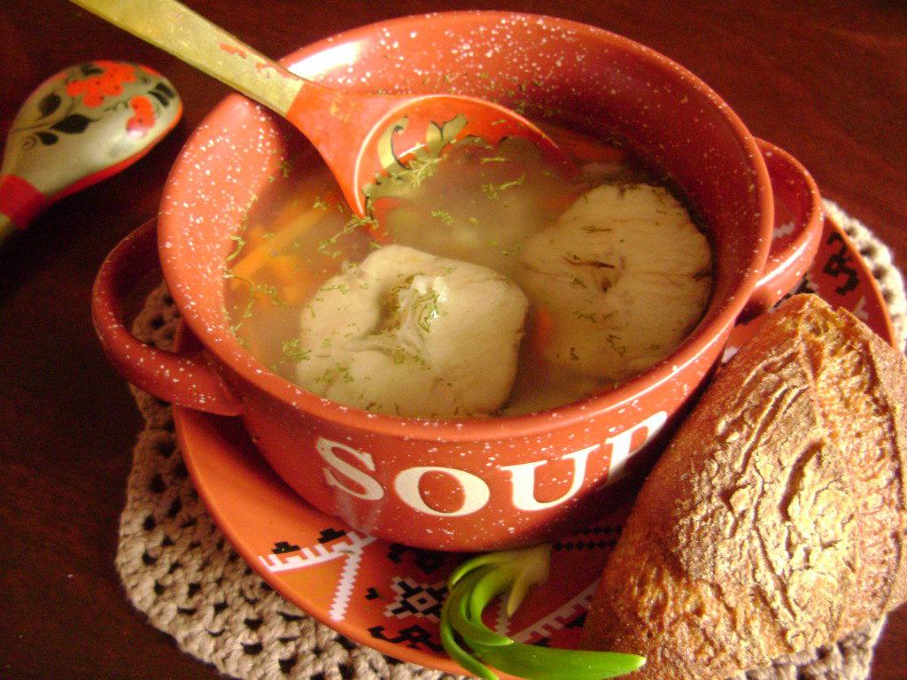 рыбный суп из хека рецепт с фото дачных
