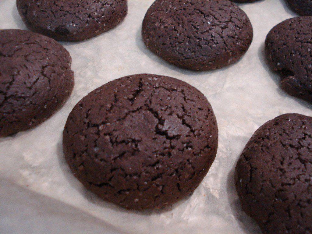 Как сделать из какао печенье 667