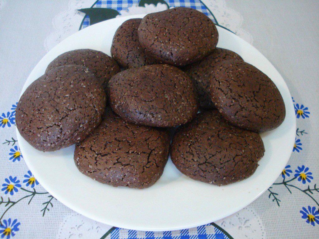 Как сделать из какао печенье 430