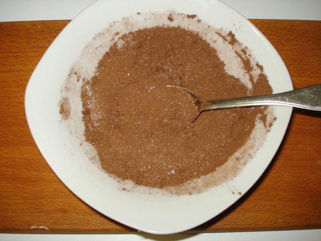 Ванильное какао