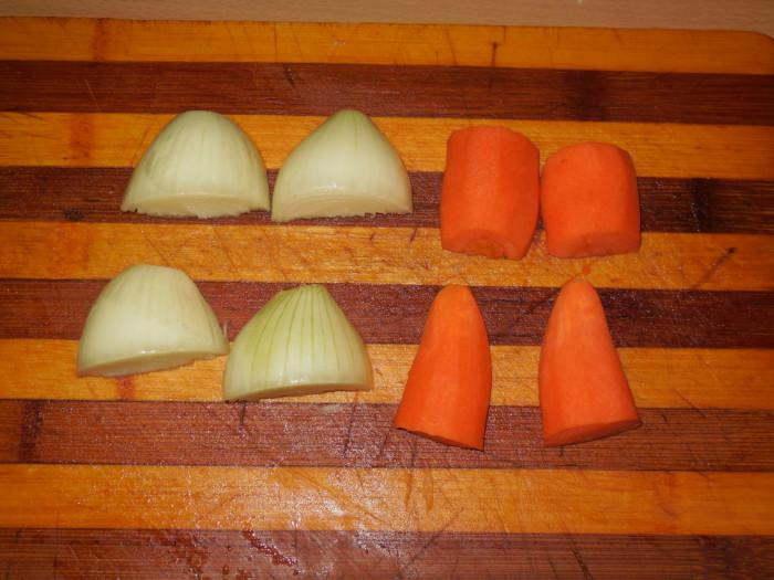 Томатный суп с овощами рецепт