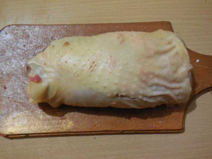 рецепт голени индейки в духовке на кости