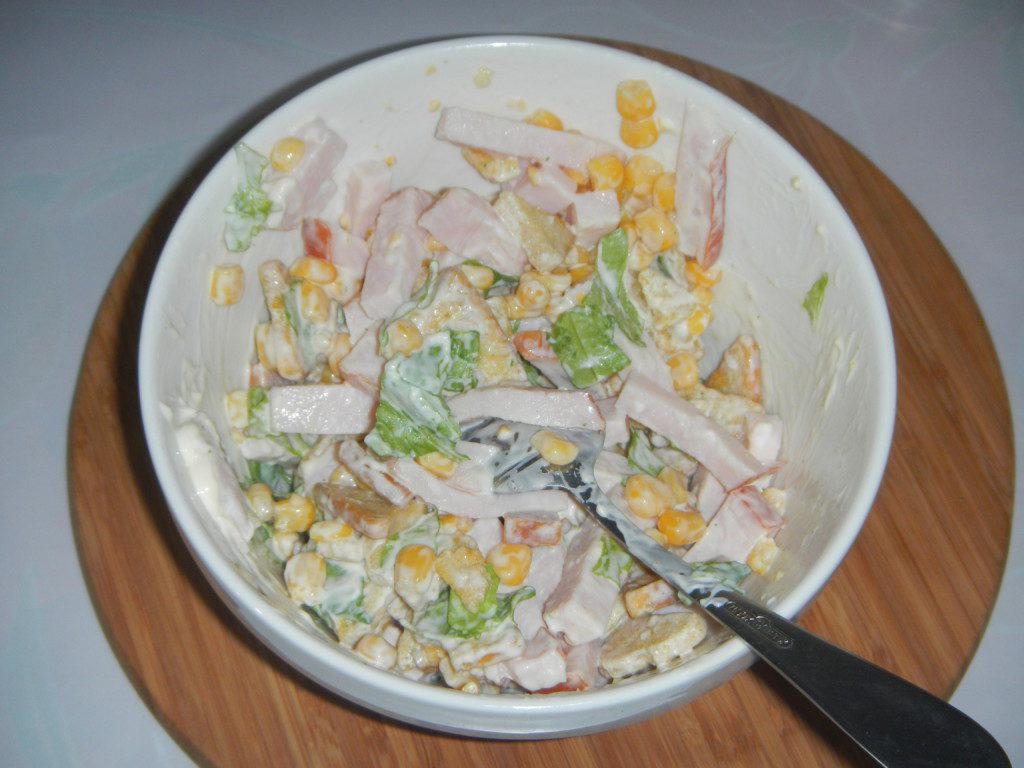 Рецепты недорогих и вкусных салатов с фотографиями 18
