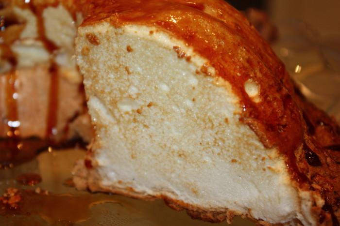 Вкусный десерт-меренга в духовке - португальский пудинг Молотофф