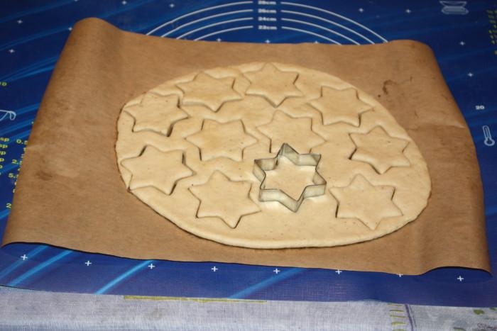 как сделать печенье в духовке рецепт