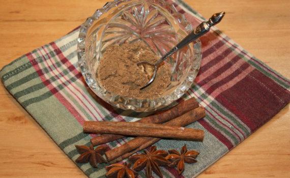 Сухие духи - пряная смесь специй для пряников