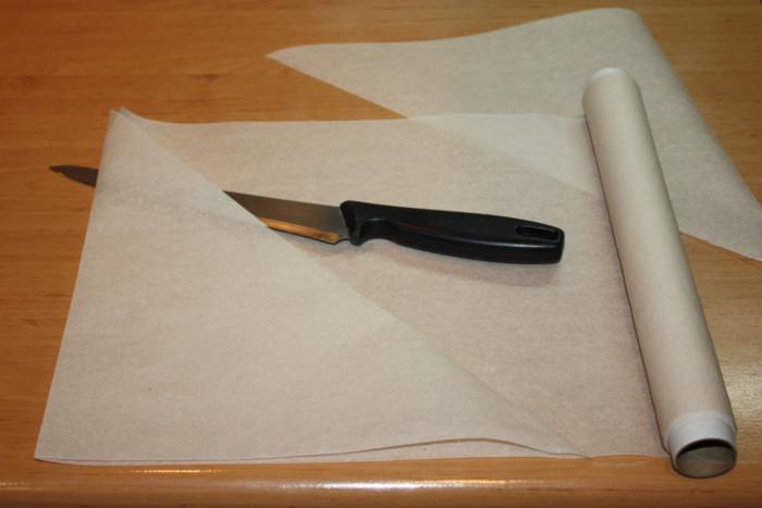 Корнет-кондитерский мешок в домашних условиях