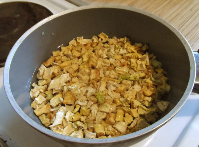 Рецепты горячих сладких блюдах