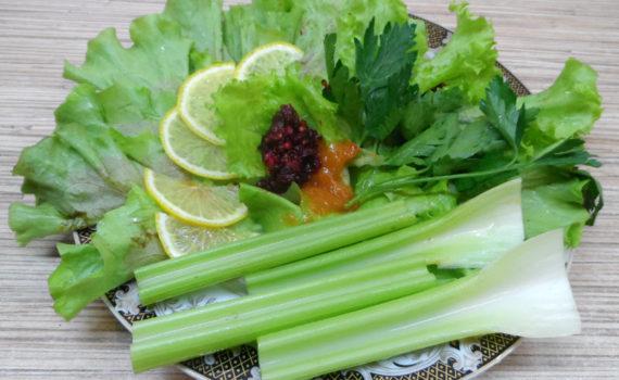 Диета Шесть лепестков, меню на каждый день — овощной день