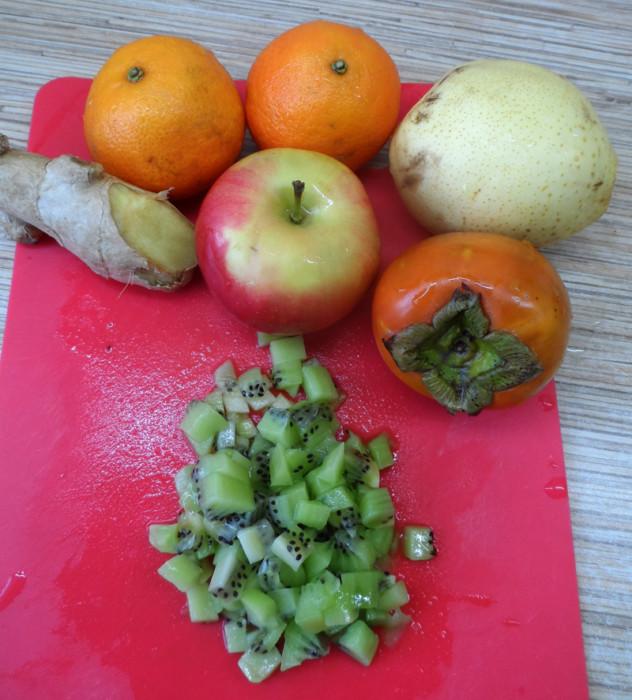 Фруктовый день на диете 6 лепестков