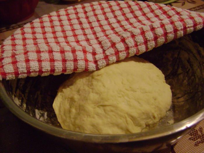 Универсальное дрожжевое тесто для пирогов