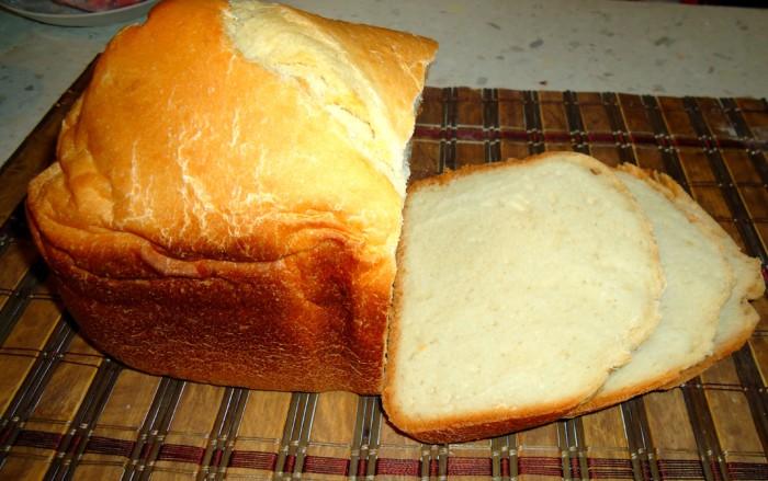 Как испечь хлеб в домашних условиях рецепт 111