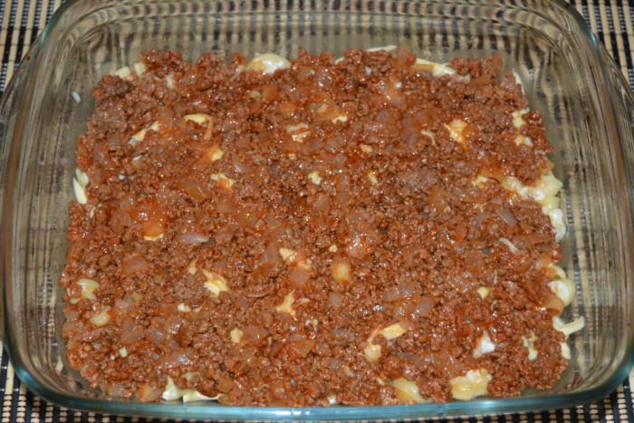 Как приготовить запеканку из макарон с фаршем в духовке