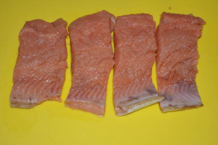Блюда из горбуши пошаговый