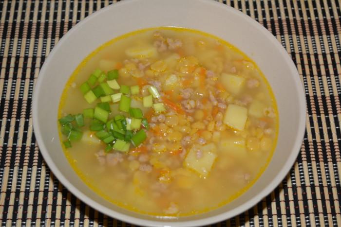 Как сделать овощной суп вкусным