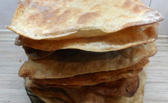 Чапати - индийские лепешки