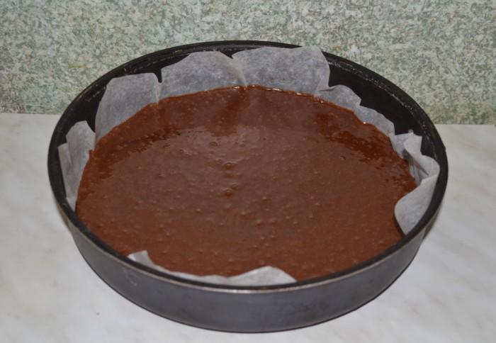 Самый вкусный пирог - шоколадный брауни