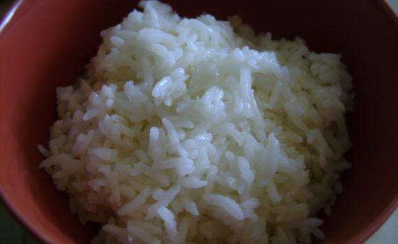 Рассыпчатый рис на гарнир по-китайски