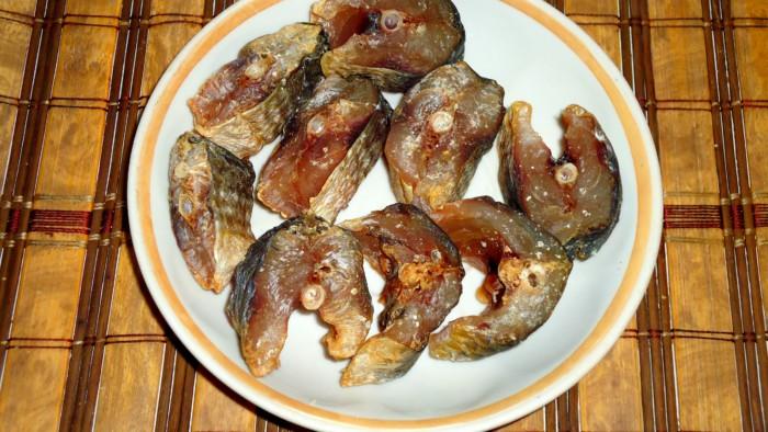Рыба с томатом рецепт