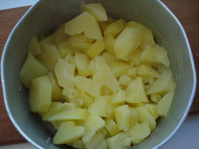 Вкусная начинка для вареников с картошкой