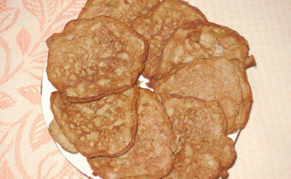 Вкусные печеночные котлеты с рисом и крахмалом